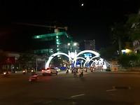 Danang by night