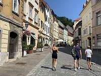 Kleurrijk Ljubljana