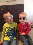 Nieuwe zonnebrillen!