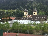 Het klooster.