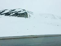 Sneeuw in Kuhtai.