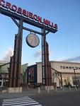 Crossiron mills, shopping centre
