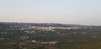 Uitzicht op São bras de Alportel