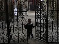 Verstoppertje in de Kathedraal