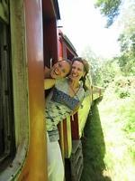 Treinreis van Colombo naar Kandy