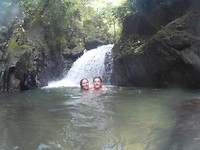 Waterval Bukit Lawang