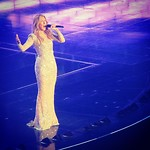 Celine Dion in Vegas!