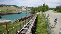 Fish Ladder Whitehorse