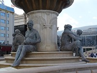 Fontein van de moeders van Macedonië