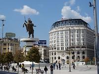 Macedonië square