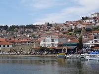 Oude stad van Ohrid
