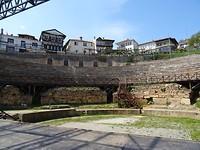 Antiek amfitheater