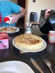 pannenkoeken als ontbijt