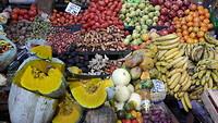 Op de markt in Salta