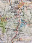 Route 68 van Salta naar La Viña