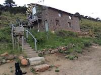 Onze Cabanas op de Pino Hachado
