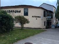 Onze Albergue van vandaag in Triacastela