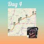 Dag 4, route