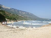 Trapezaki beach
