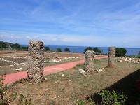 Oude tempel Skala