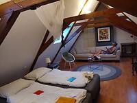 Onze kamer in de Johannastate