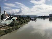 Wegfietsen uit Linz
