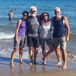 Fietsverhalen van Hans, Renee, Ad en Marianne