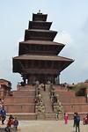 Bhaktapur, the old city (Taumadhi Square)