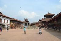 Bhaktapur, the old city (Durbar Square)