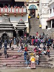 Pashupatinath, cleaning of the body of a deceased person