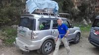 Bert en C° onderweg naar Pokhara