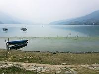 Fewa Lake... just enjoying the view