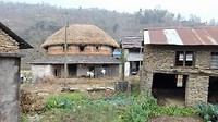 Serachaur, near Pokhara:  life as it is in an average Nepali village