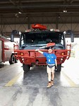Visit to the KTM Airport Fire Department