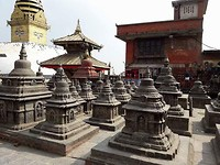 Swayambunath (Monkey Temple)