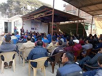 Bhaktapur, Training Day 1: opening ceremony