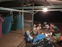 Camp at Brownsberg