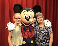 Faya, Mickey & Grandma Vera