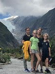 The New Zealand Alps, Franz Josef Glacier