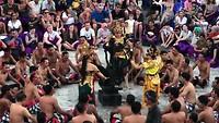 Balinese Dance show @ Uluwatu Temple