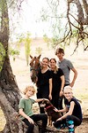 Dutch family in the Australian outback!