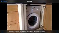 Een echte wasmachine