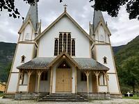 Staafkerk uit 1180