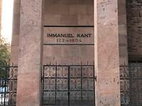 Immanuel Kant filosoof