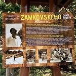 Chata Zamkovskeho en zijn geschiedenis
