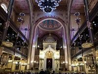 De grote moskee ofwel Dohany utcai synagoge