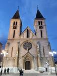 Kathedraal heilig hart