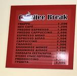 Diverse koffies