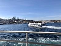 vanaf de ferry