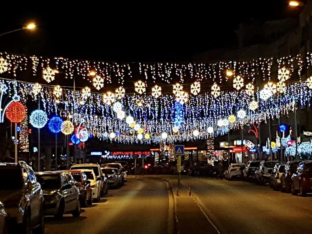 December in Kusadasi